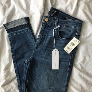 Sanctuary Released Hem Jeans